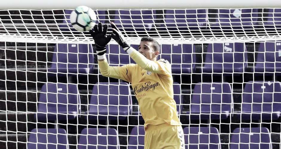 Anuario VAVEL Real Valladolid 2018: portería, un muro infranqueable