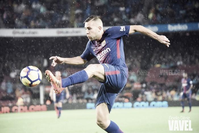 Anuario VAVEL FC Barcelona 2017: Jordi Alba, el guerrero invencible