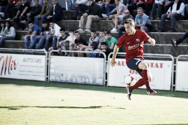 Jordi Roca convertido en agente libre, tras su no renovación con la UE Olot