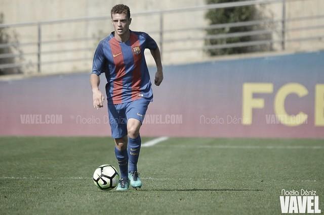 La Masía por el mundo: Jordi Tur, el sostén del Cádiz CF B