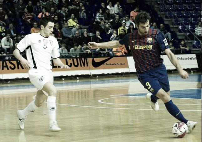 """Jordi Torras: """"Es un orgullo llevar el brazalete en un equipo como este"""""""