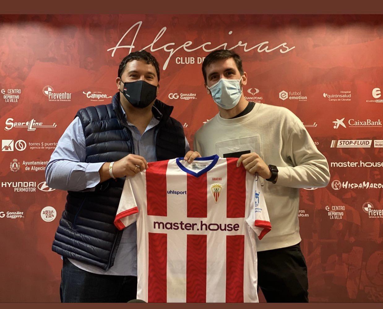 El Algeciras ficha a Jordi Figueras
