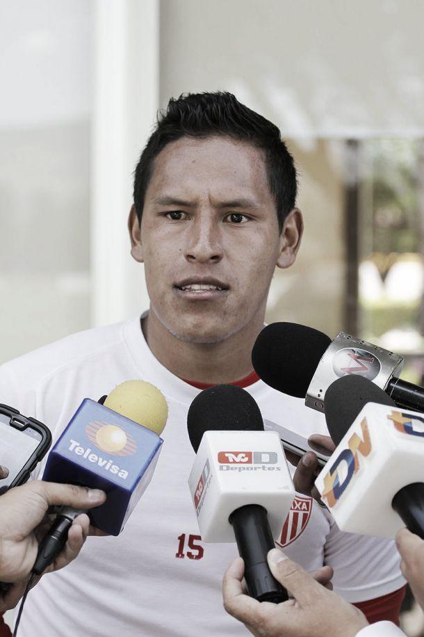 """Jorge Sánchez: """"Jugar con mucha inteligencia y determinación"""""""