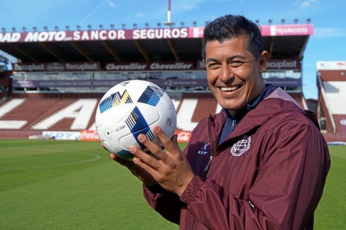 Jorge Almirón es el nuevo técnico de Atlético Nacional