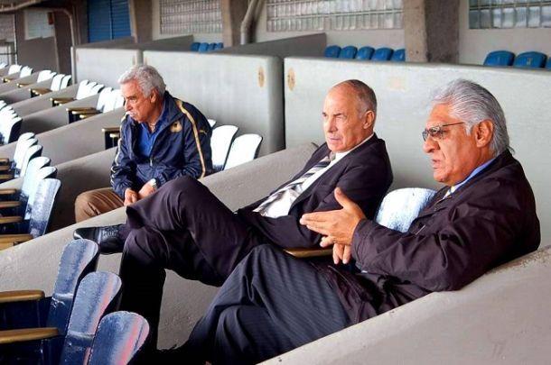 Jorge Borja busca un segundo mandato en Pumas