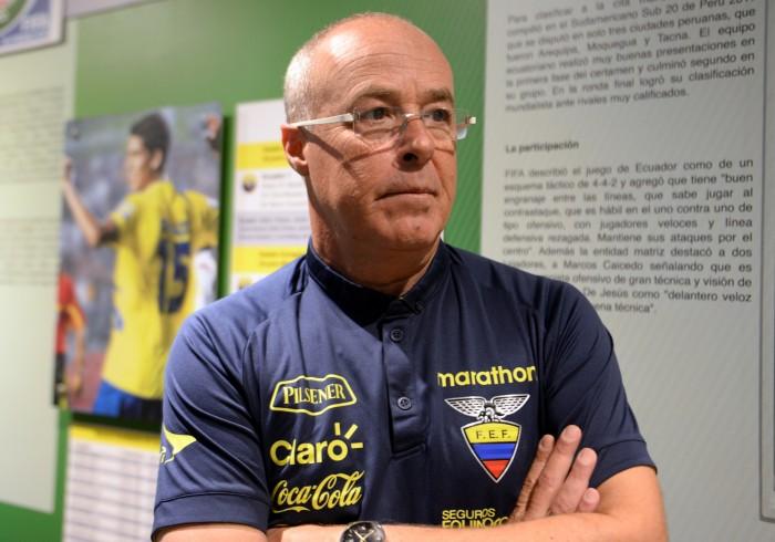Nazionali, Ecuador: esonerato Gustavo Quinteros, squadra affidata all'argentino Jorge Celico
