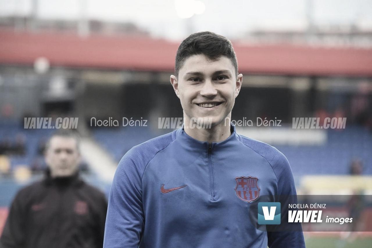 Jorge Cuenca se marcha al Villarreal