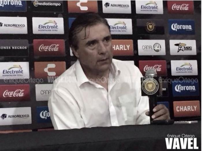 """Jorge Dávalos:""""No mereceríamos estar en la posición actual"""""""