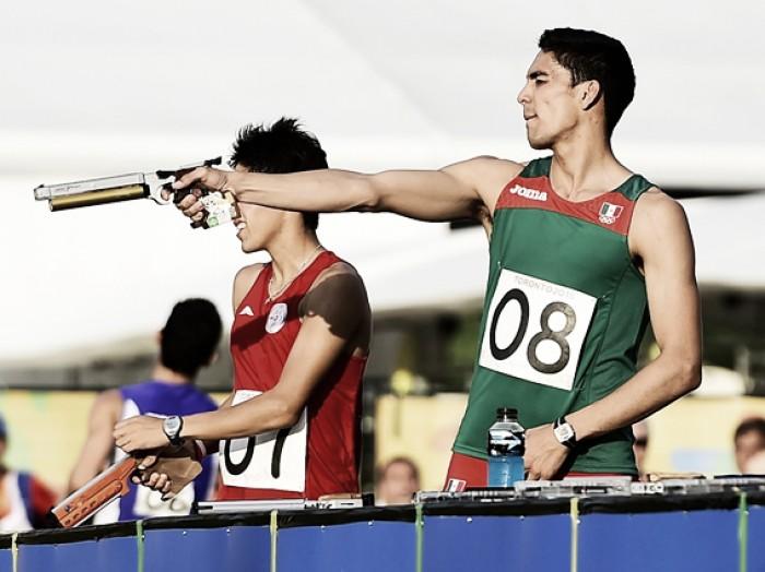 Jorge Inzunza obtiene lugar 15 en Qatar