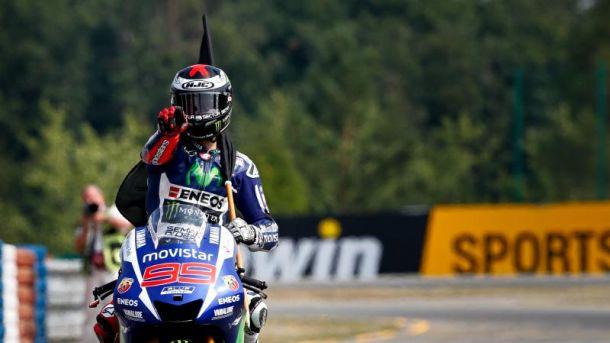 MotoGP Brno, la valanga Lorenzo