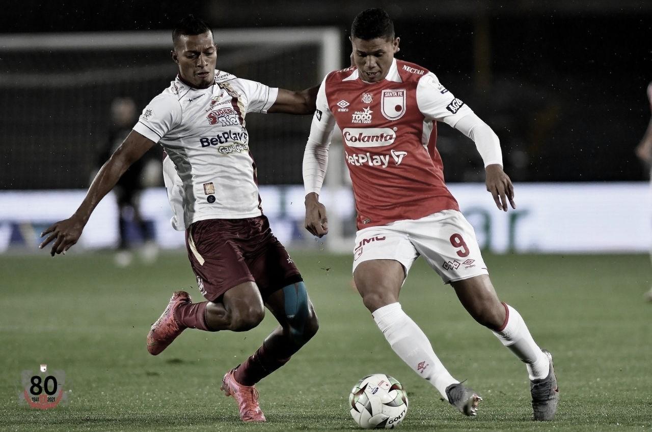 """Jorge Luis Ramos: """"En el momento del empate siempre hubo una voz de apoyo"""""""