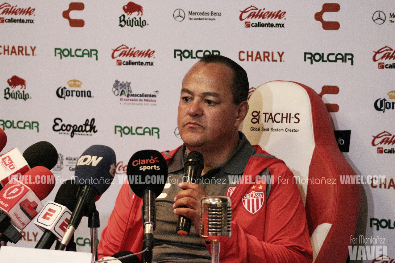 "Jorge Martínez: ""Me gustó mi equipo"""