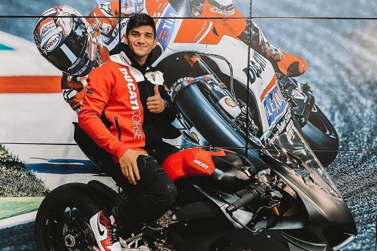 """Jorge Martin: """"Es el mismo reto ganar con una Ducati o una Honda"""""""
