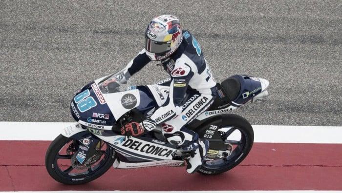 Moto 3, Aragon: pole di Martin