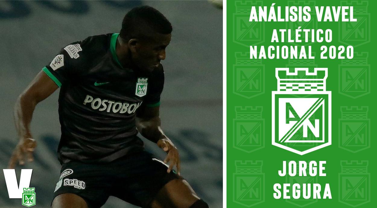 Análisis VAVEL, Atlético Nacional 2020: Jorge Segura