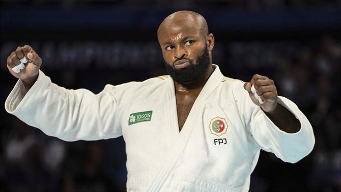 Jorge Fonseca campeão do Mundo