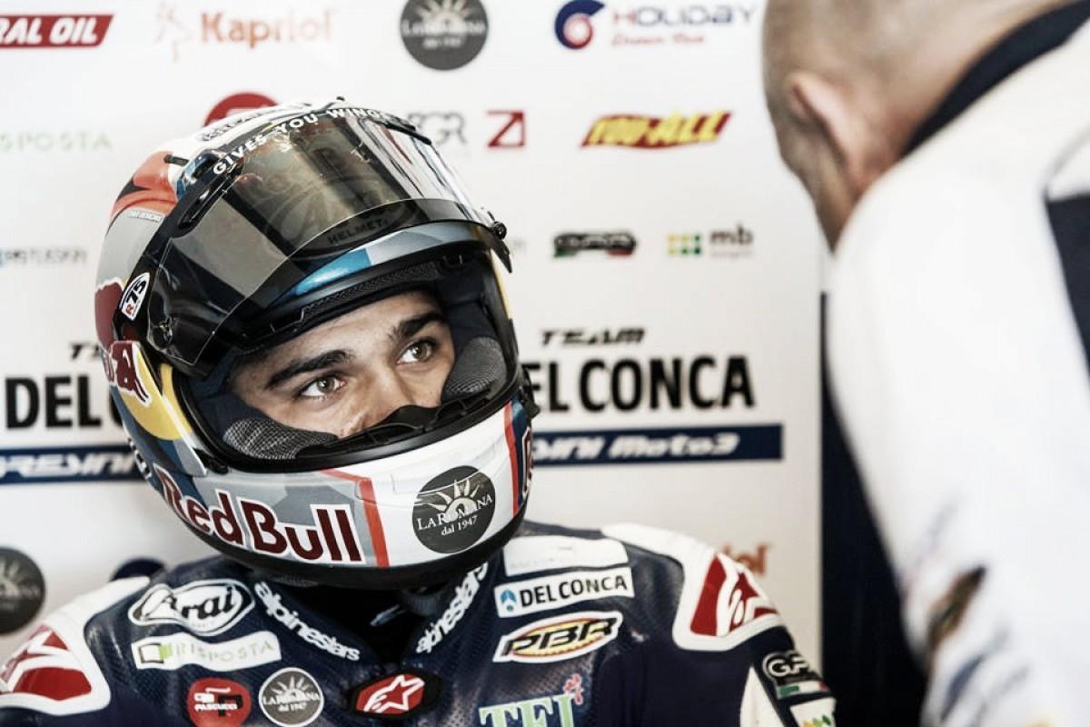 Jorge Martín correrá este fin de semana en Austria