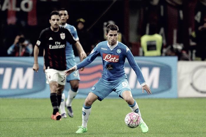 """Napoli a caccia del secondo posto, Jorginho ci crede: """"E' fondamentale, con il Sassuolo per vincere"""""""