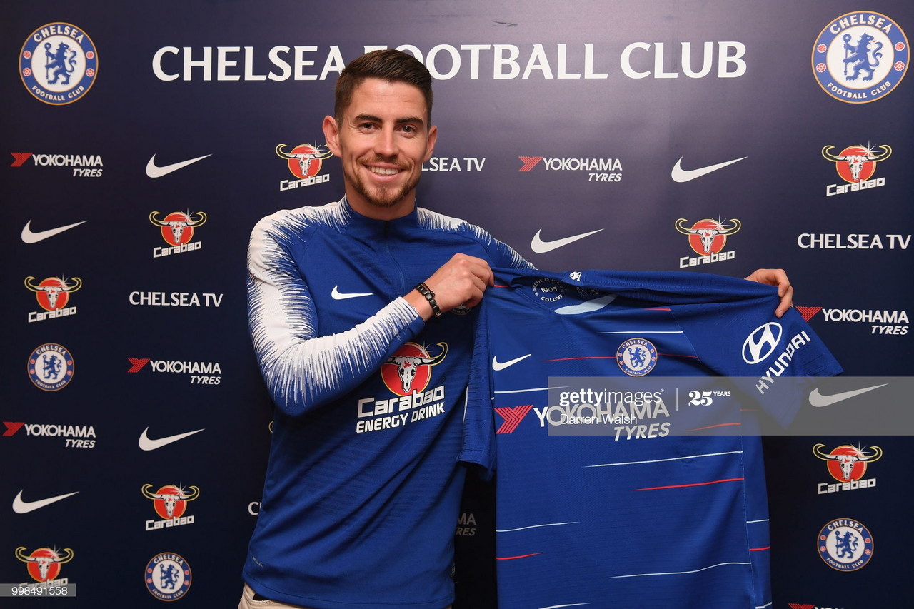 Chelsea sign Jorginho: Two Years On