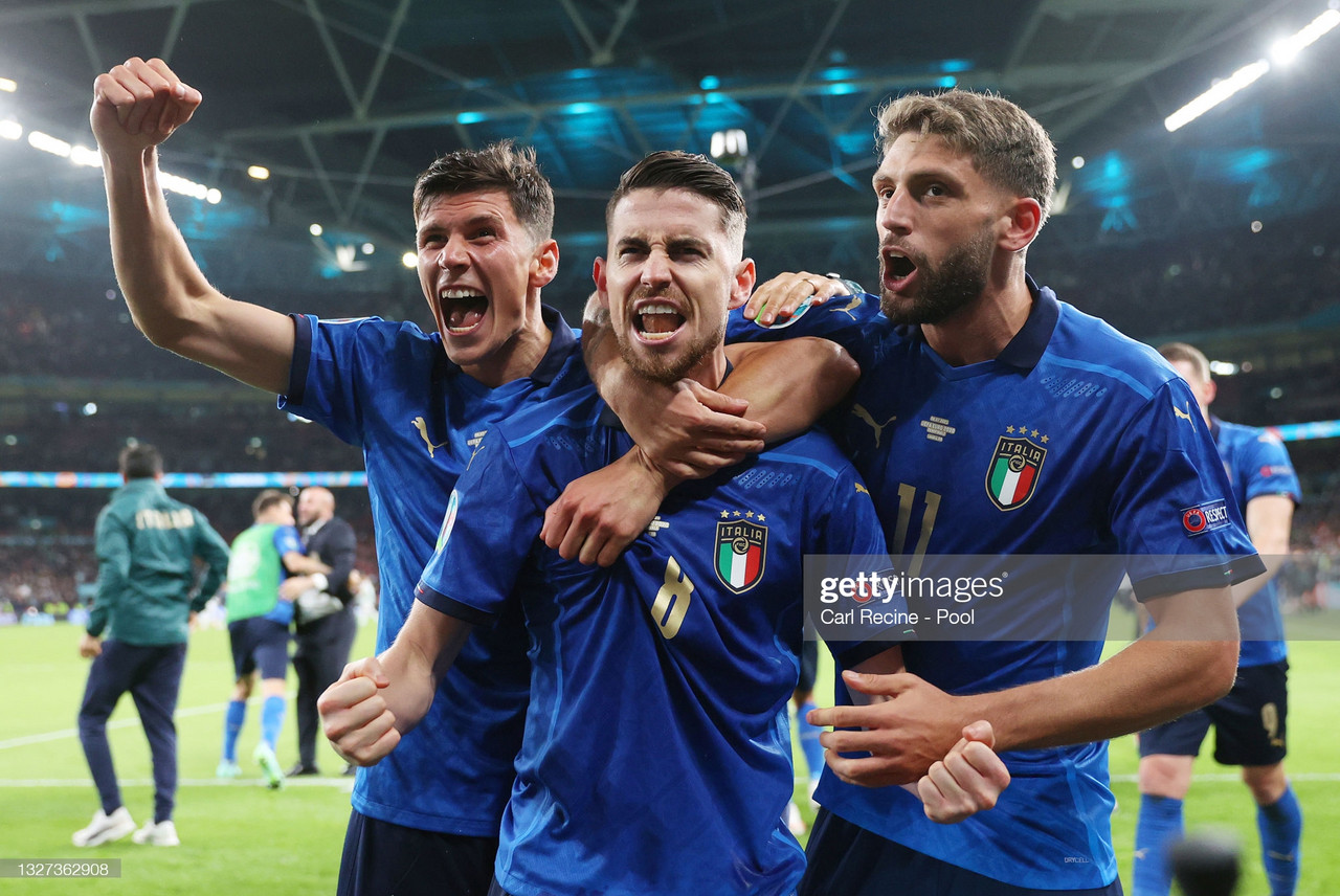 The Warmdown: Italy reach the final