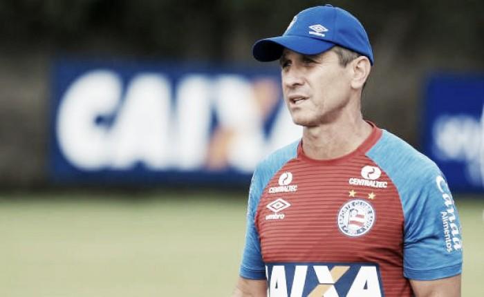"""Jorginho analisa derrota do Bahia no Pacaembu: """"Não condiz com o que foi o jogo"""""""