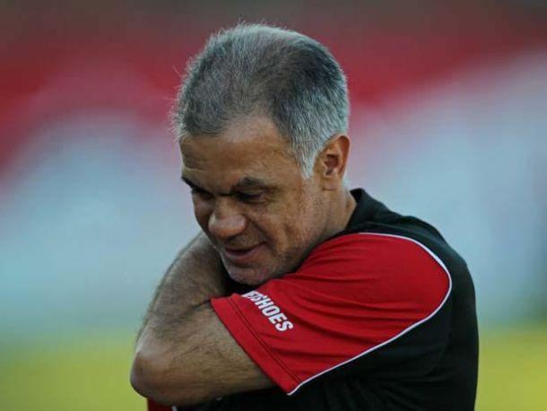 """Ex-técnico do Náutico, Jorginho Cantinflas revela: """"Os jogadores são bons, mas não para a Série A"""""""