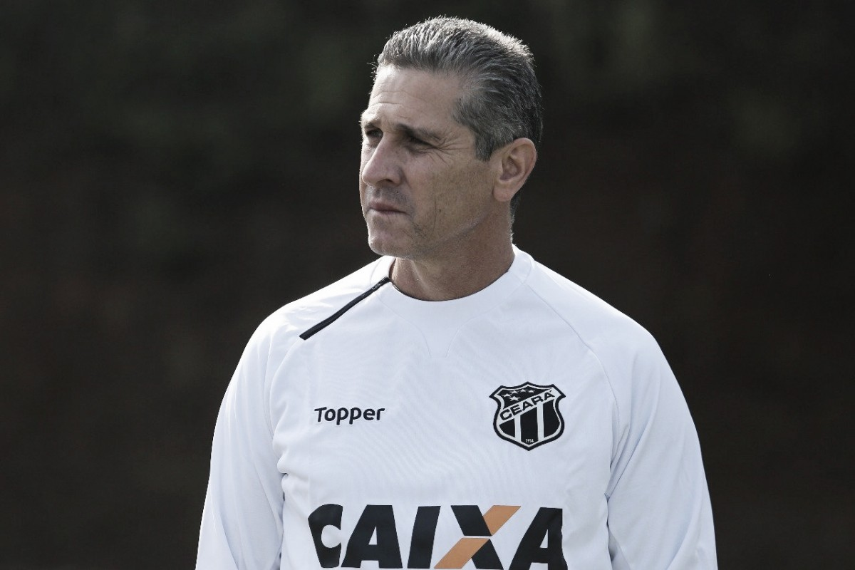 Mal chegou, já foi: Jorginho pede demissão do Ceará após 15 dias como treinador