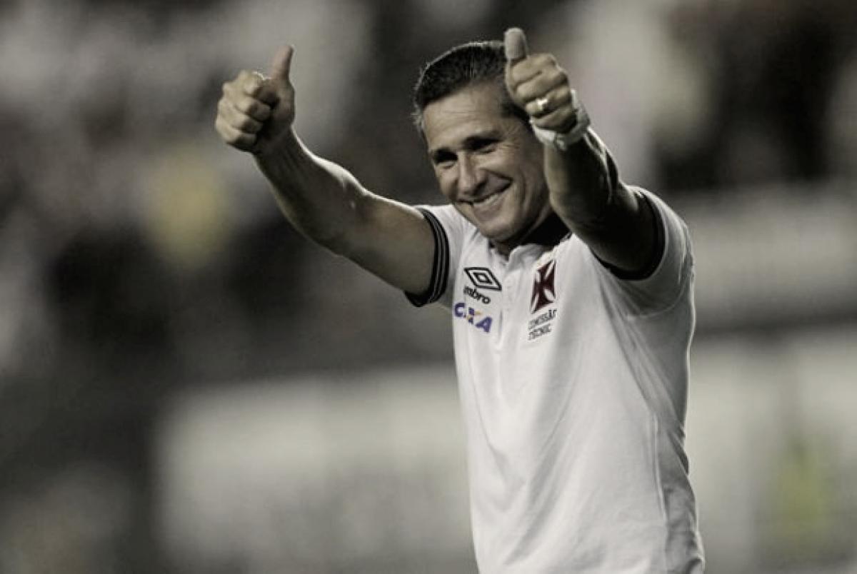 Vasco anuncia Jorginho para treinador e PC Gusmão como coordenador técnico do clube