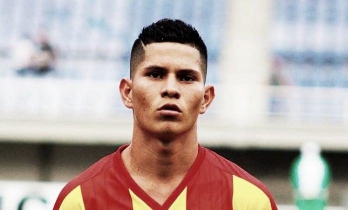 """Jorman Campuzano: """"Me siento muy feliz de hacer parte del equipo más grande de Colombia"""""""