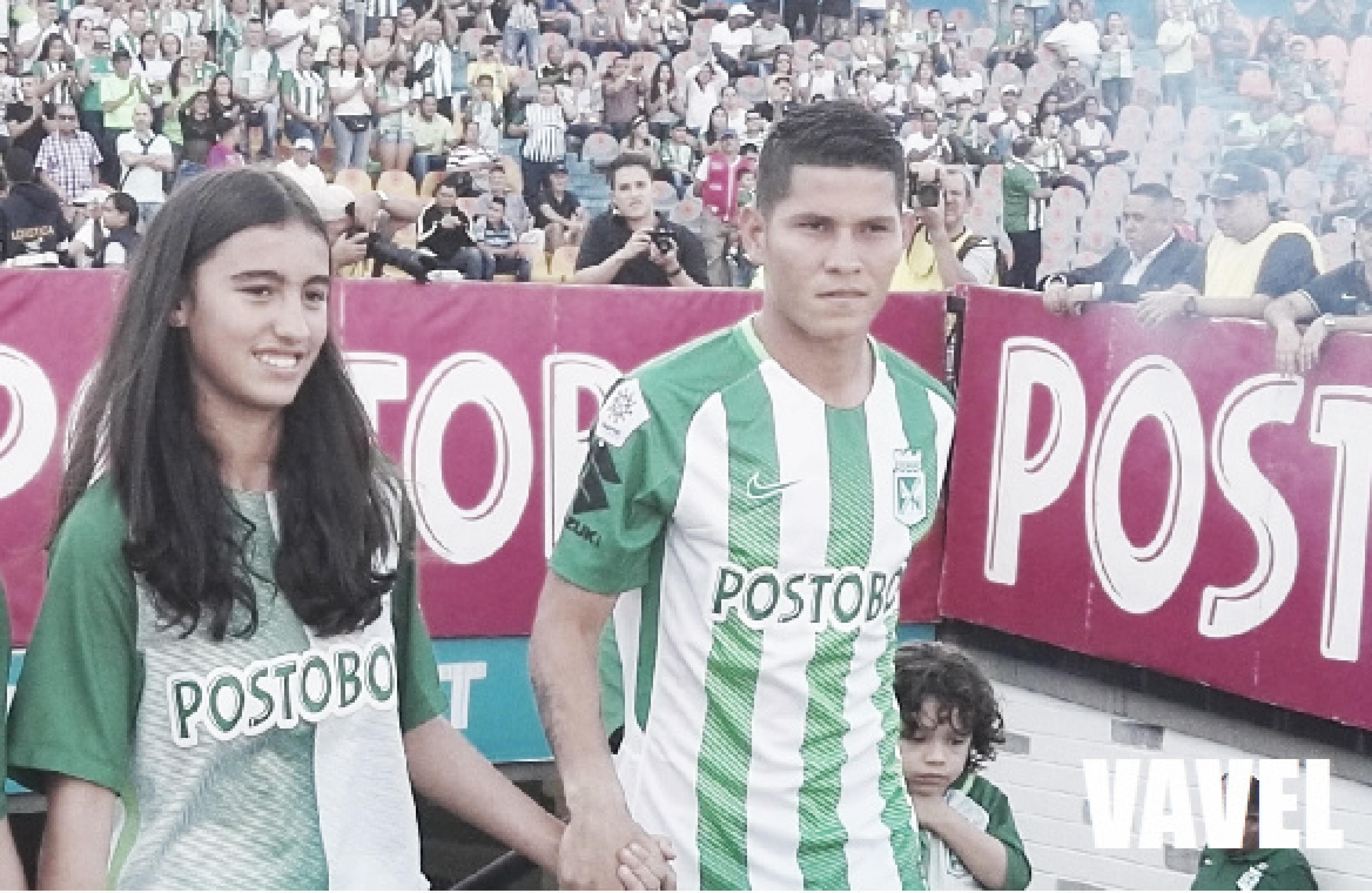 Con Jorman Campuzano, Nacional espera por el Junior en el Atanasio