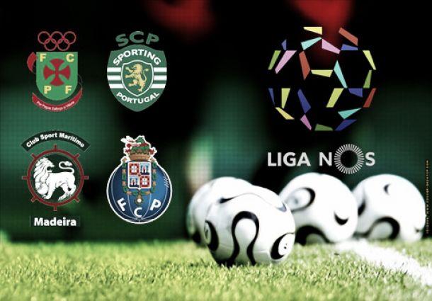 Jornada 2: Sporting quer dar Paços seguros, FC Porto visita a sua ilha maldita