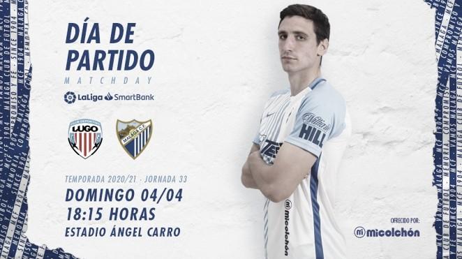 Previa CD Lugo - Málaga CF: redimirse con una victoria