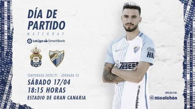 Previa UD Las Palmas - Málaga CF: un paso para la permanencia