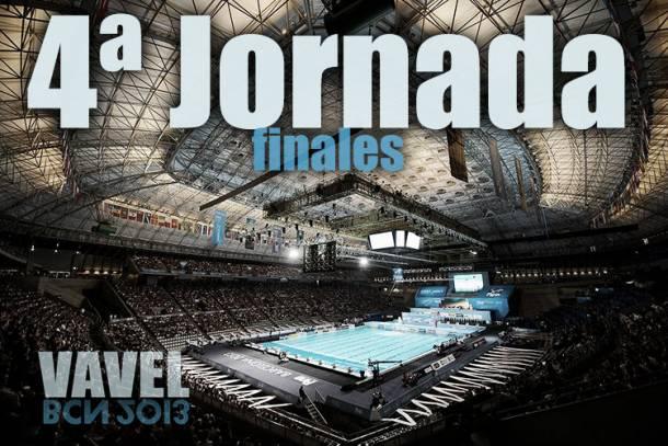 Natación BCN 2013: cuarta jornada de finales, así lo vivimos