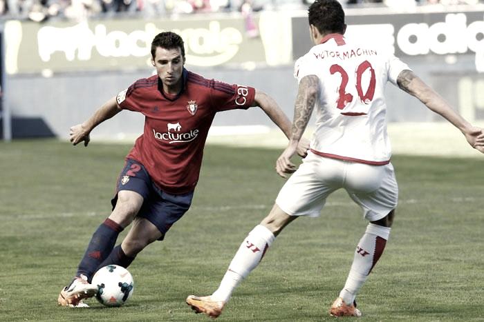 La mayor goleada de Osasuna ante su rival del domingo