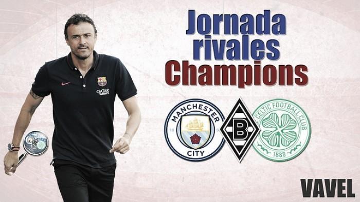Borussia y City se gustan, pinchazo del Celtic