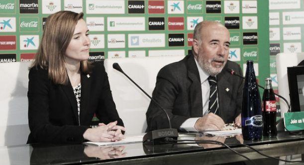 Presentadaslas I Jornadas del Derecho del Fútbol del Real Betis Balompié