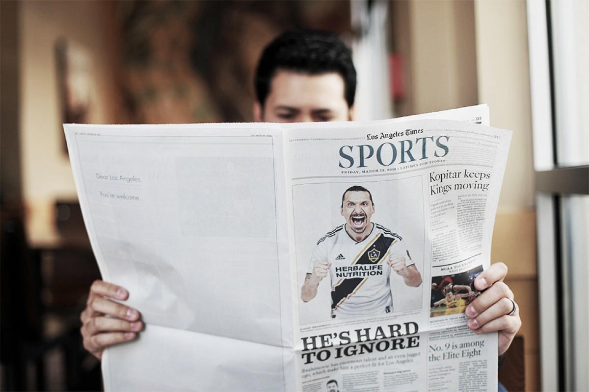 Blockbuster em Hollywood: o impacto de Ibrahimovic na MLS e o que esperar dele no LA Galaxy