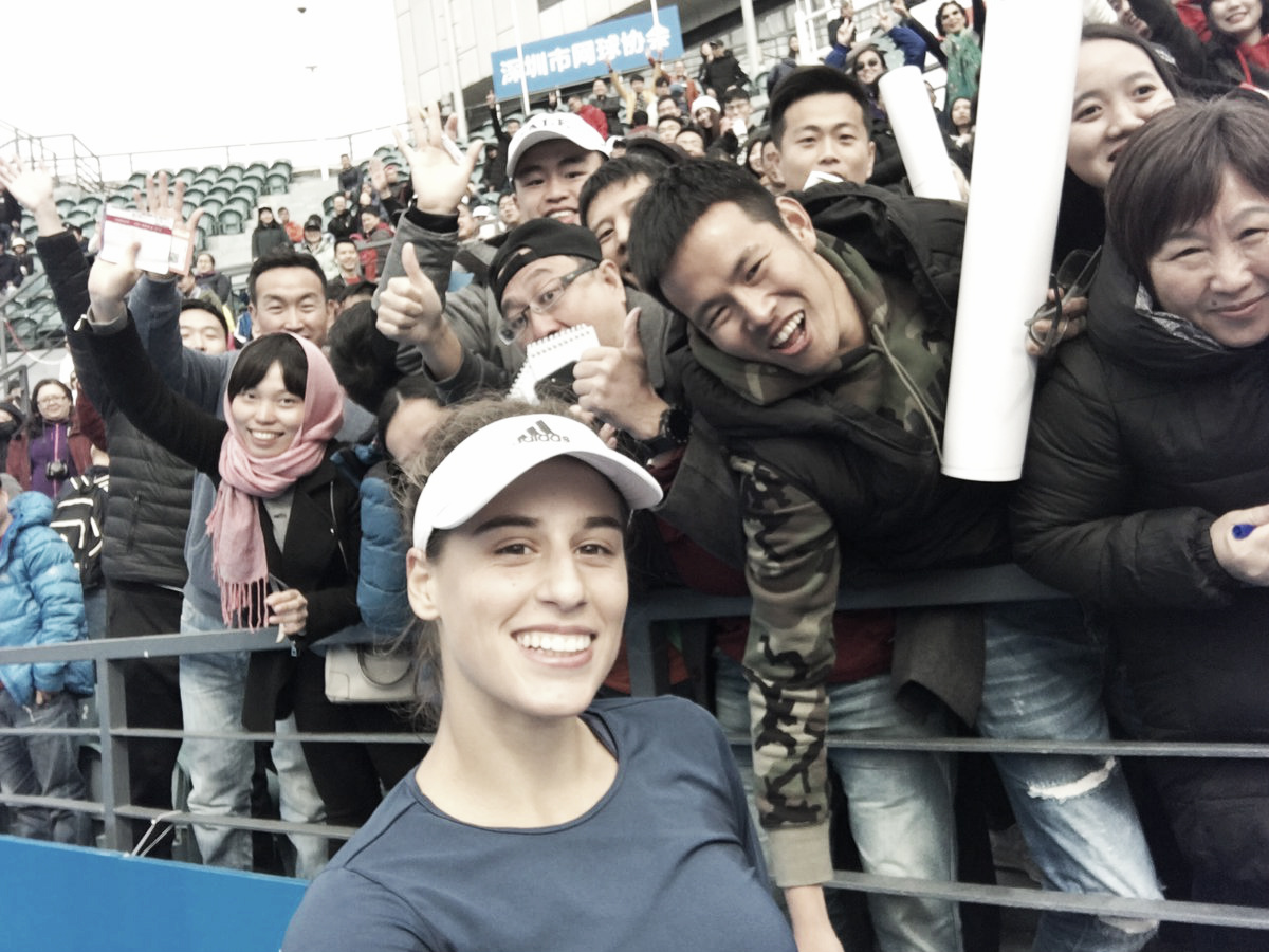 Jorovic bate Garcia com surpreendente facilidade na primeira rodada em Shenzhen