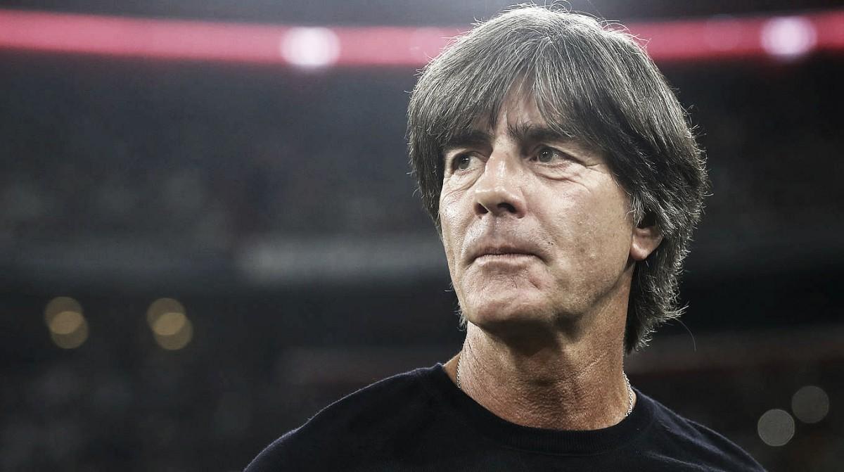Mesmo com empate, Löw elogia desempenho da Alemanha contra França