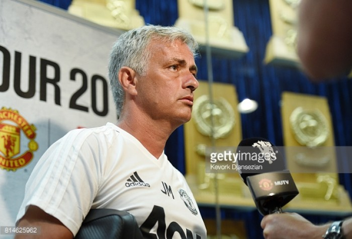 Mourinho: United need two more signings