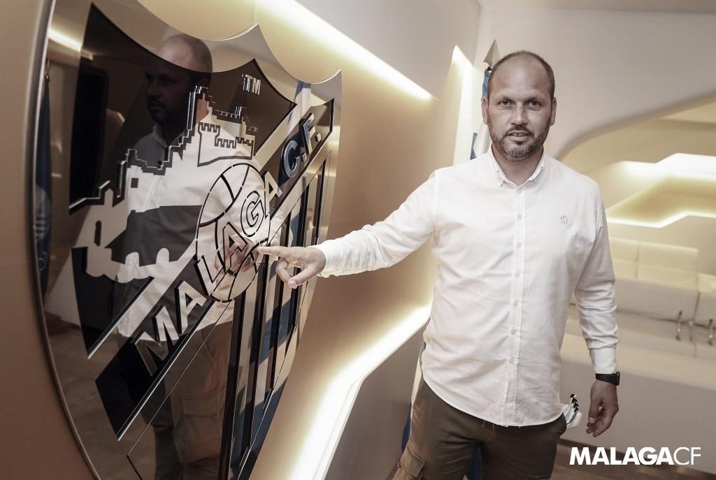 """José Alberto: """"Queremos ser lo más ambiciosos posibles"""""""