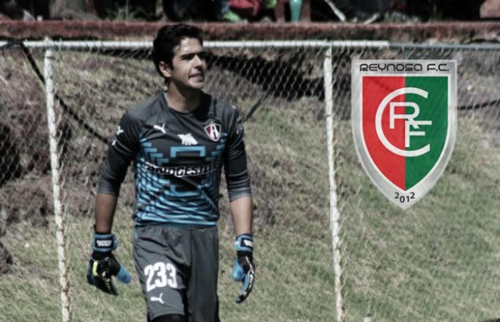 José Alujas, nuevo portero de Reynosa FC