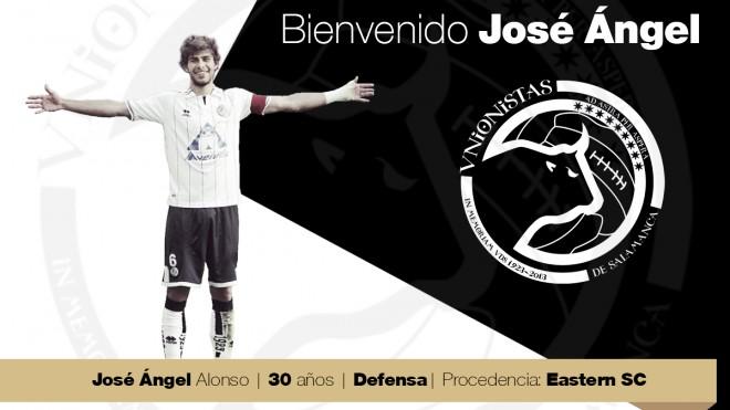 José Angel es nuevo jugador de Unionistas