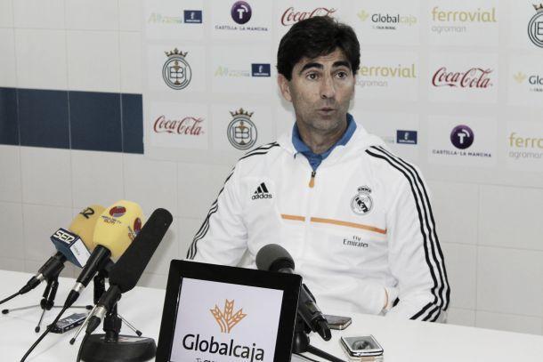 """José Aurelio Gay: """"Es un empate bueno en un campo muy difícil"""""""