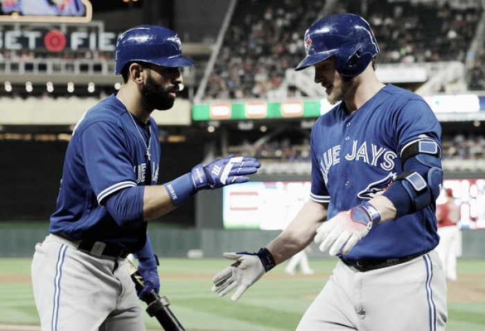 Donaldson, Toronto spoil 'Big Sexy Night' for Twins — Blue Jays Notebook