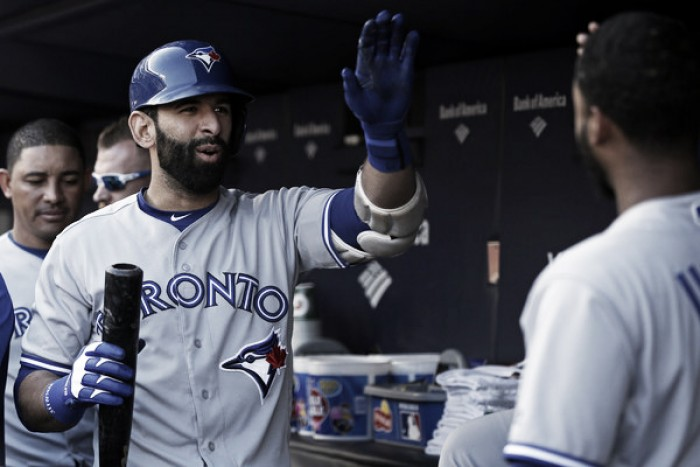 Blue Jays end season on winning note in likely José Bautista's last game with Toronto
