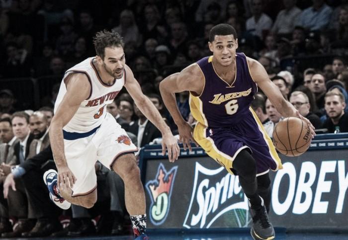 Nuevos mentores para los jóvenes Lakers