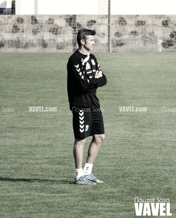Análisis del entrenador del C. D. Tenerife: José Luís Martí