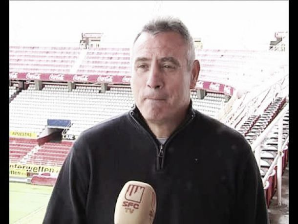 José Luis Ruda califica de peligroso al Celta